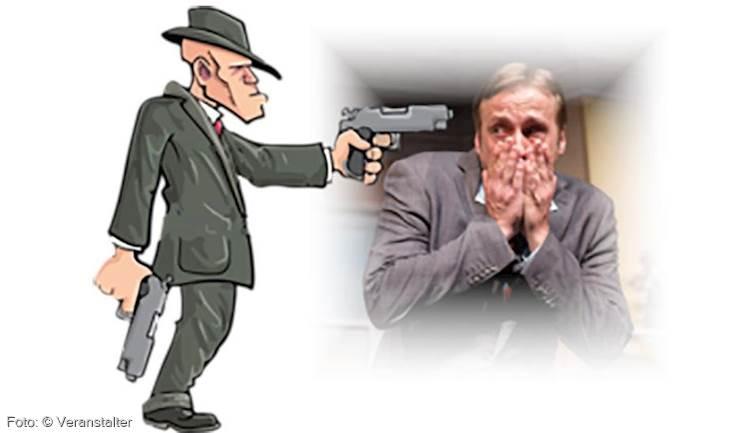 Der Gangster und die Nervensäge