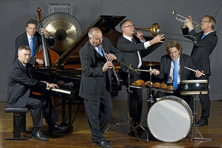 Jazzkonzert mit den Hot Five (Achtung: Korrigierter Termin!)