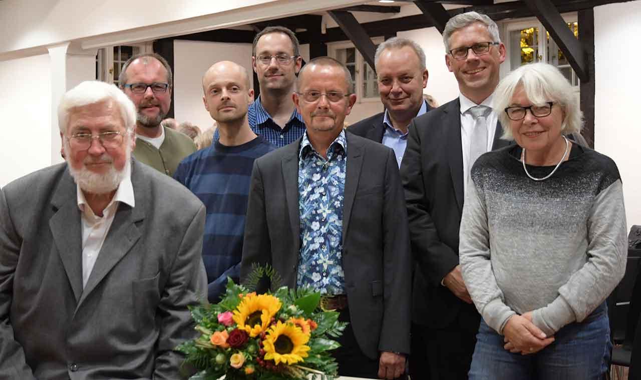 Vorstand Kulturring Wunstorf e.V.